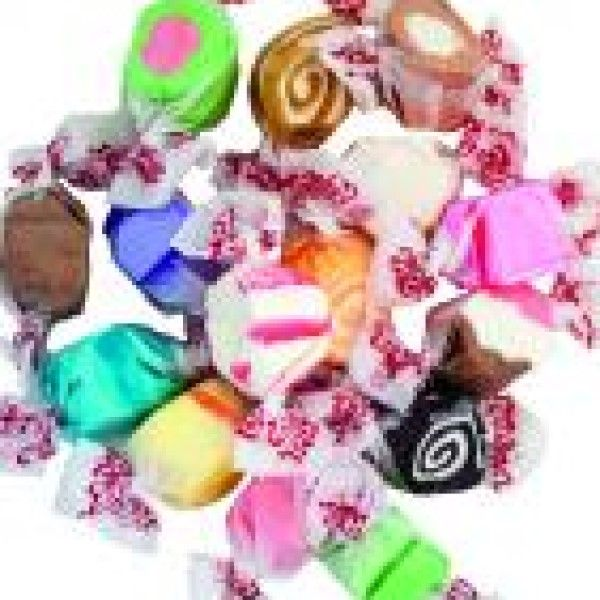 15 Flavor Assorted Taffy