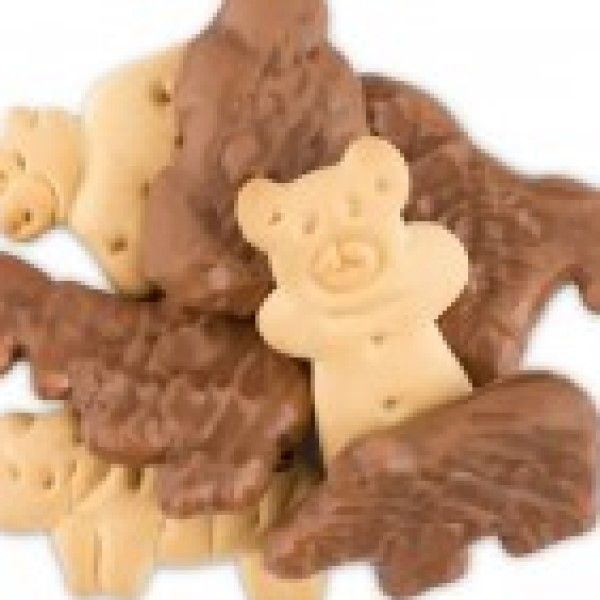 Chocolate Covered Animal Crackers