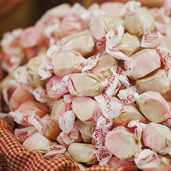 Maple Bacon Taffy